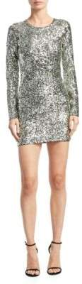 A.L.C. Aliya Sequin Mini Dress