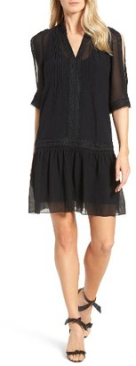 Women's Kobi Halperin Justina Drop Waist Dress $398 thestylecure.com
