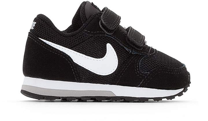 MD Runner 2 Touch 'N' Close Leather Trainers