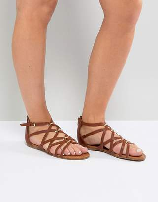 Madden-Girl Flat Sandals