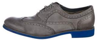 Wolverine Leather Oxford Brogues