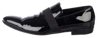 Gucci 2004 Patent Leather Loafers