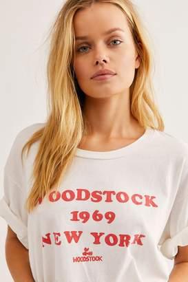 Original Retro Brand Black Label Woodstock 1969 NY Tee