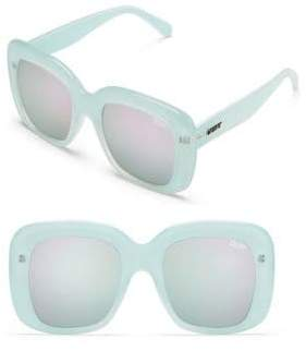 Quay Day After Day Bubble Square Sunglasses