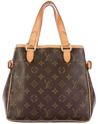 Louis Vuitton Monogram Batignolles Vertical PM $645 thestylecure.com
