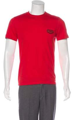 Givenchy Logo Appliqué T-Shirt