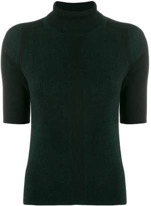 Falke roll neck knit top