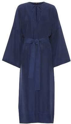 Joseph Silk midi dress
