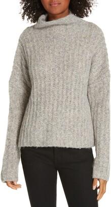 La Ligne Funnel Neck Sweater