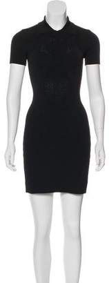 Alexander Wang Mini Sheath Dress