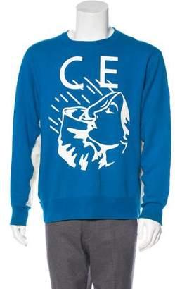 Cav Empt Graphic Crew Neck Sweatshirt