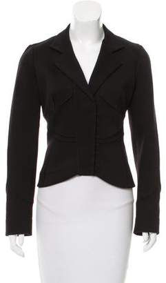 Robert Rodriguez Structured Fitted Jacket