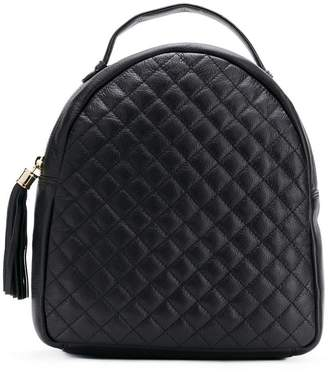 Tosca quilted backpack