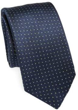 COLLECTION Pin Dot Silk Tie