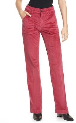 BA&SH Stone Trousers
