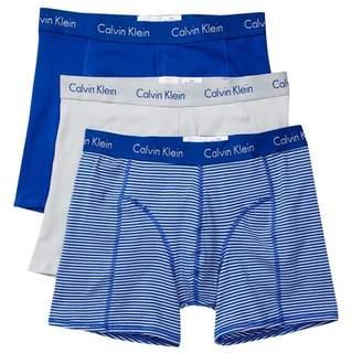 Calvin Klein Comfort Fit Boxer Briefs - Pack of 3