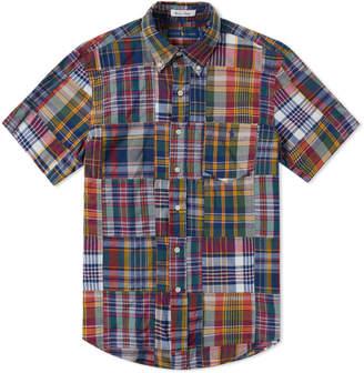 Polo Ralph Lauren Short Sleeve Madras Shirt