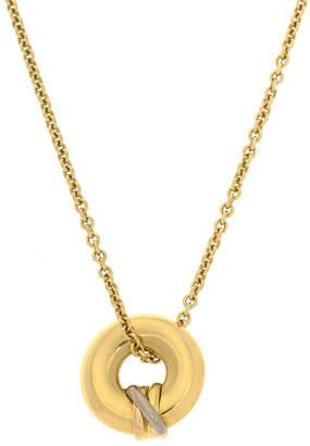 Cartier Circle Necklace - Vintage