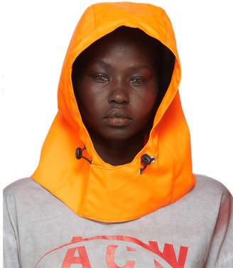 A-Cold-Wall* Orange NH-3 Hood
