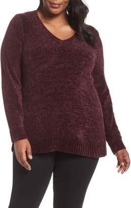 MICHAEL Michael Kors Chenille Sweater