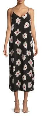 Vero Moda Sleeveless Floral Maxi Dress