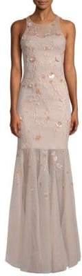 Parker Black Monique Embellished Gown