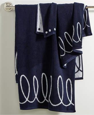 Kate Spade Charlotte Street Cotton Fingertip Towel Bedding