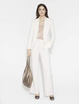 Slim Crepe Suiting Jacket $475 thestylecure.com