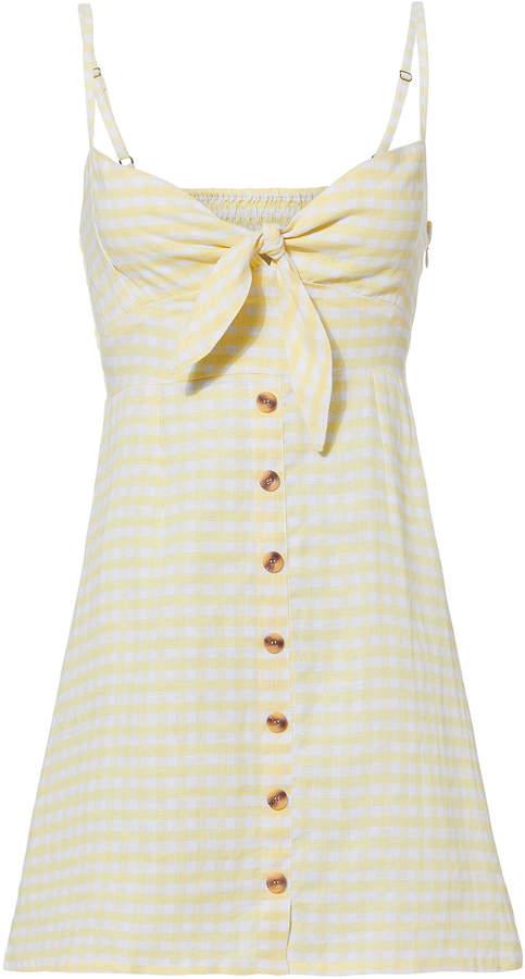 Faithfull The Brand Rodeo Mini Dress