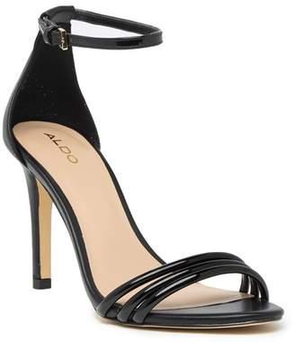 Aldo Fabbrico Heeled Ankle Strap Sandal