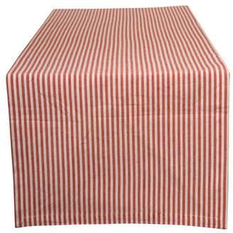 Winston Porter Lyndsay Stripes Cotton Table Runner