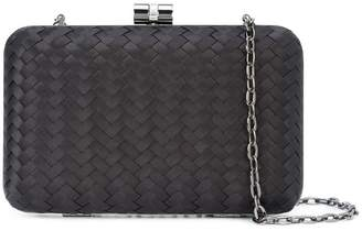 Inge Christopher woven box clutch
