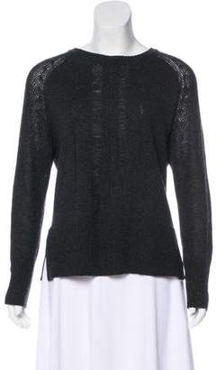 Raquel Allegra Cashmere Knit Sweater
