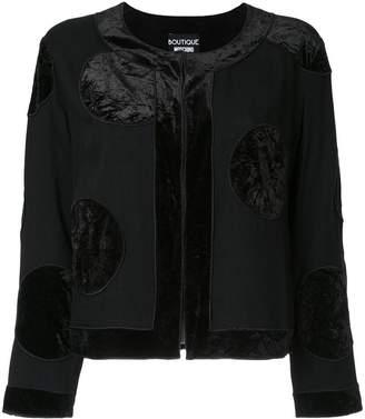 Moschino polka dotted jacket