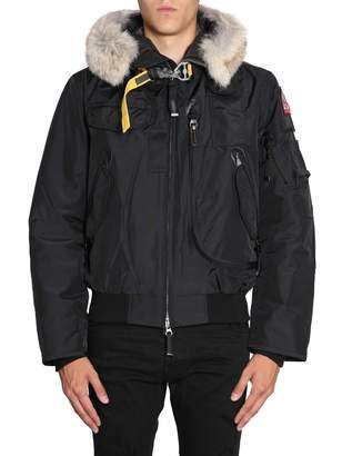 Free Express Shipping at Italist · Parajumpers Gobi Bomber Jacket