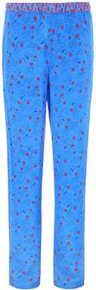 Marni Floral Print Trousers