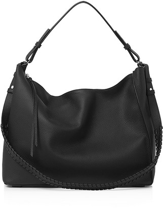 ALLSAINTS Kita East/West Tote $348 thestylecure.com