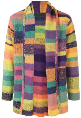 The Elder Statesman cashmere Italy Smoking cardigan