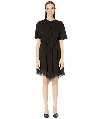 See by Chloe Lace Skirt Dress