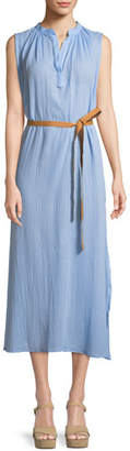 Eberjey Summer of Love Sleeveless Maxi Sun Dress