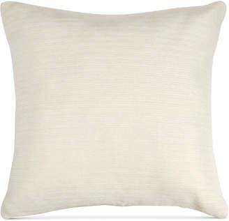 "Donna Karan Home Motion Knit 16"" x 16"" Decorative Pillow Bedding"