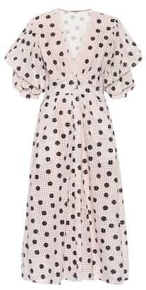 Johanna Ortiz Exclusive to mytheresa.com – Port St. Lucie cotton dress