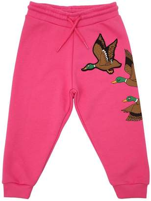 Mini Rodini Duck Organic Cotton Sweatpants