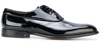 Fabi piped detail oxford shoes