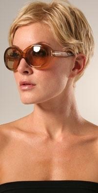 Tom Ford Eyewear Emanuella Sunglasses