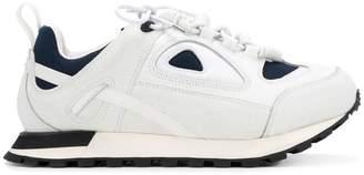 Maison Margiela twist lace-up sneakers