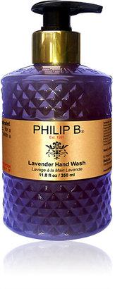 Philip B Women's Lavender Hand Wash $33 thestylecure.com