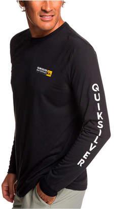 Quiksilver Waterman Men Return to Forever Long Sleeved Thermal Tshirt
