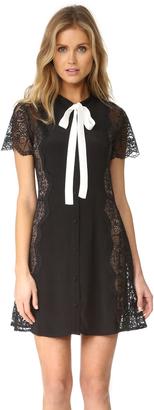 For Love & Lemons Mon Cheri Bow Dress $291 thestylecure.com
