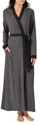 Naked Stripe Long Sleep Robe